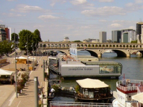 Josephine Baker, paris, rive gauche, what to do in paris on hot day