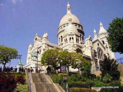 Top 10 Things to do in Paris, sacre coeur
