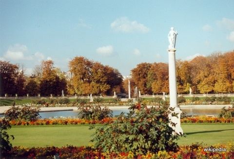 Top 10 Things to do in Paris: Le Jardin du luxembourg