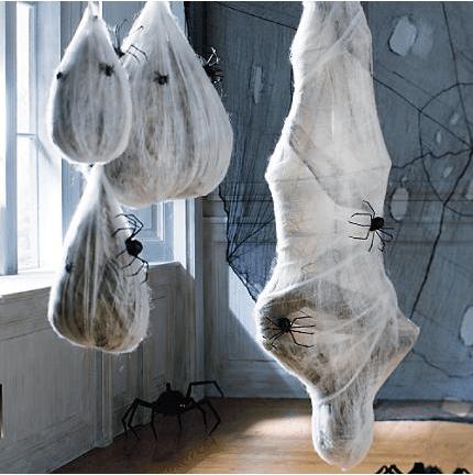 halloween decorating over the top halloween halloween home skulls - Halloween Room Ideas