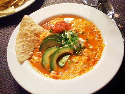 southwestern turkey soup, tortilla soup, turkey leftovers, south western soup, tex-mex turkey soup