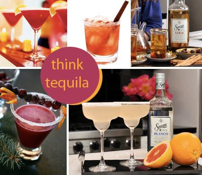 Tequila cocktails for your holiday party skimbaco for Party drinks with tequila