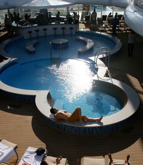 on deck pool for adults