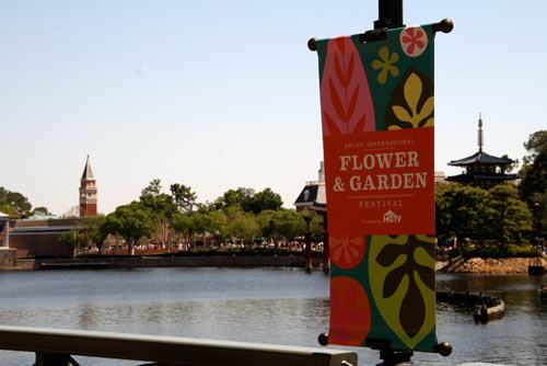 Epcot® International Flower & Garden Festival at DisneyWorld, HGTV flower & garden festival, DisneyWorld Special Events, Epcot flowers