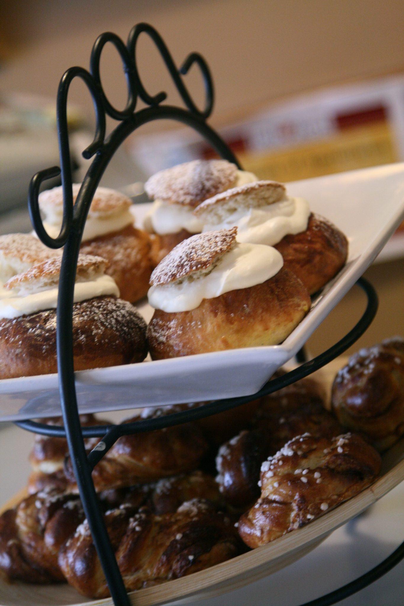 Swedish bakery in Toronto