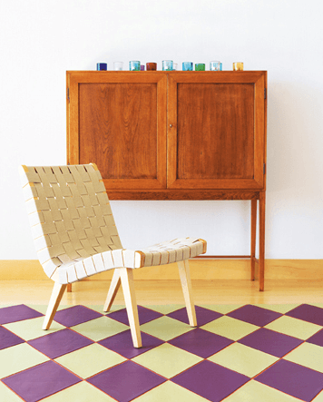 1943  Jens Risom  Lounge Chair