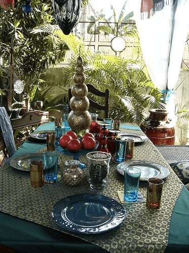 Backyard Party Theme Moroccan Nights