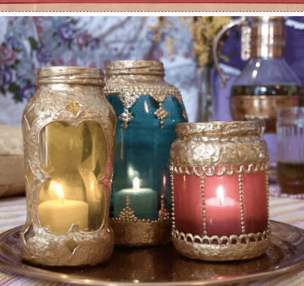 Backyard Party Theme: Moroccan Nights