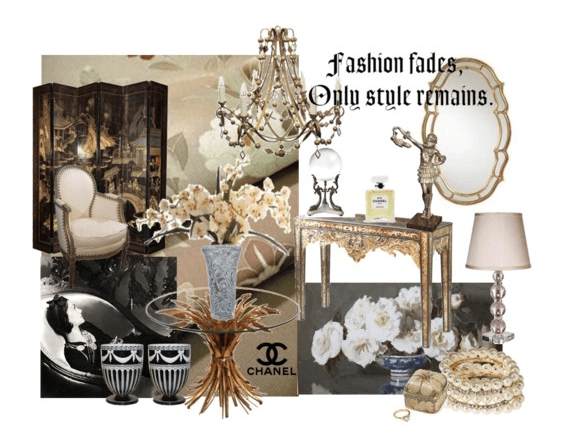 Merveilleux 6 Ways Decorate Your Home Like Coco Chanel