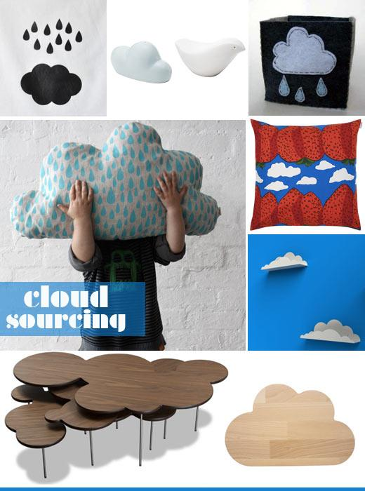 Cloud Shaped Pillow i Love These Cloud Shaped