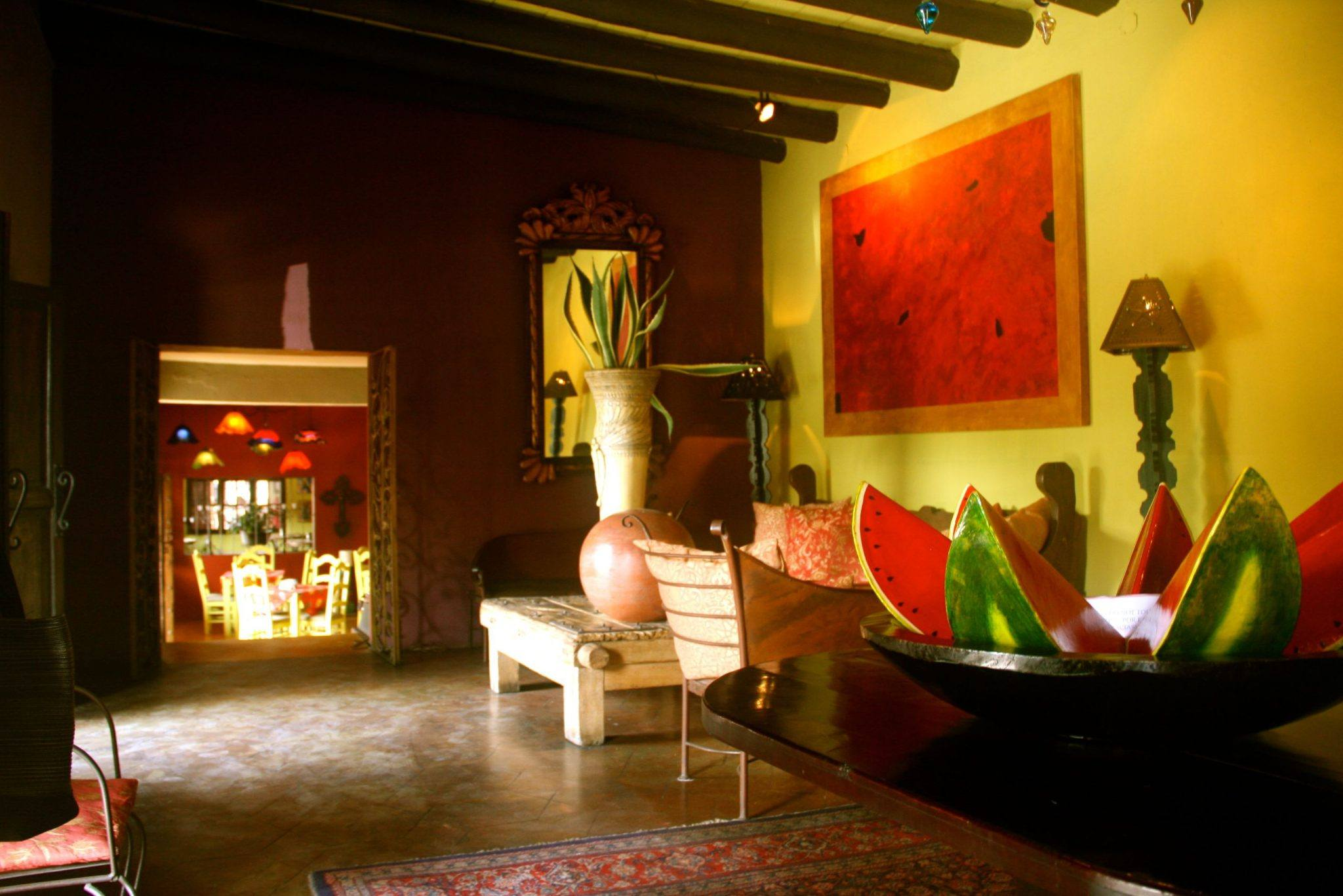 design inspiration from hotel california in todos santos