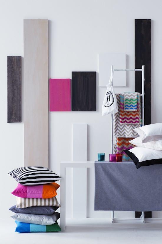 H&M Home collection 2012 photos