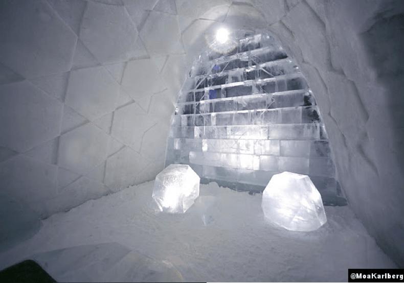 ICEHOTEL Jukkasjärvi Sweden