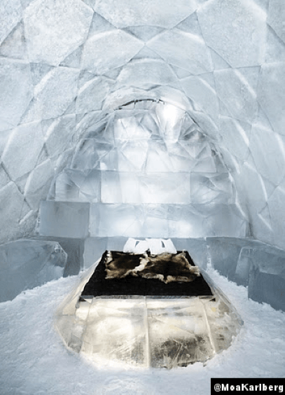 Beautiful Photos from the ICEHOTEL in Sweden - Skimbaco Lifestyle | online magazine