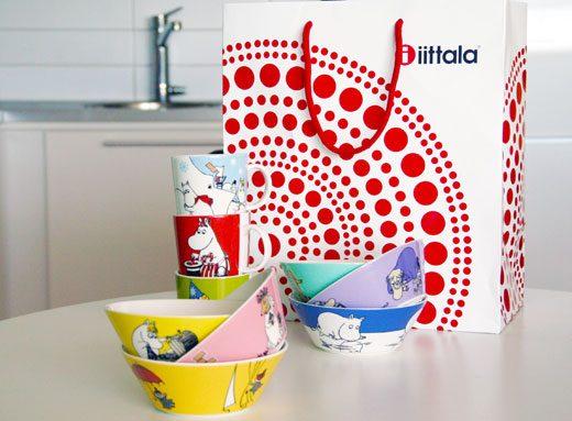Scandinavian Design Center scandinavian design for moomin mugs bowls by arabia