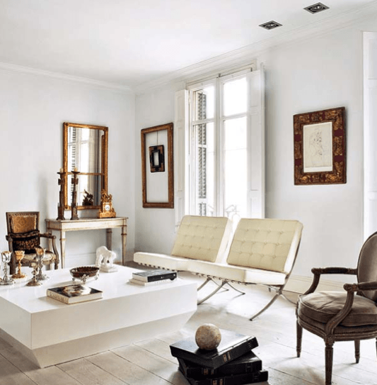My Modern White Living Room Inspiration - Skimbaco Lifestyle ...