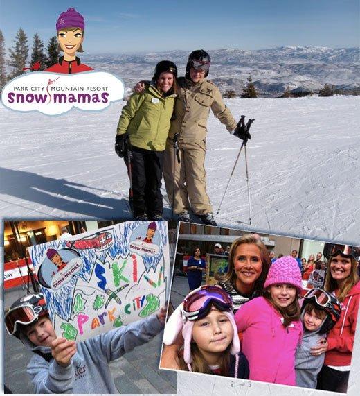 park city ski resort snowmamas memories