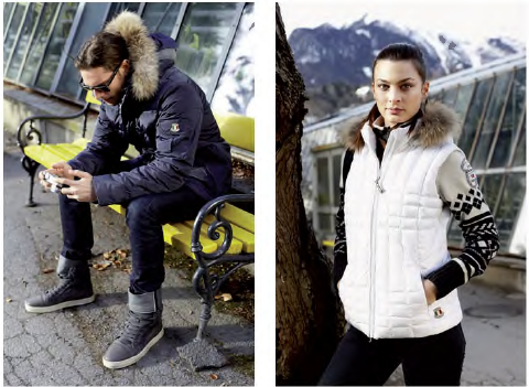 Dolomite 2012-2013 winter collection