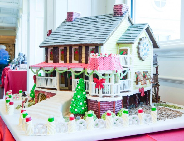 Ballantyne Hotel Gets Festive for the Holidays