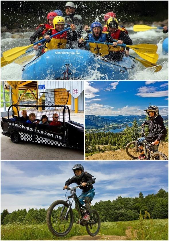 Adrenaline Adventures in Lillehammer I Destination Unknown