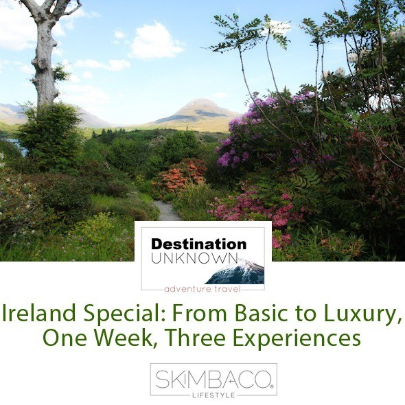 Accommodation Experiences in Ireland Feature I @SatuVW I Destination Unknown