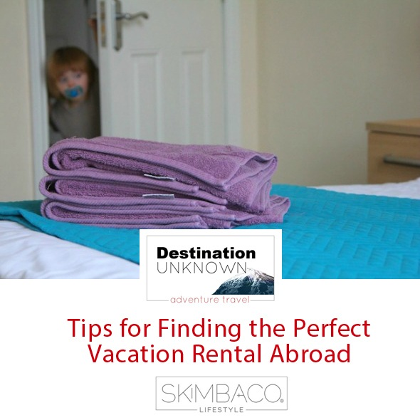 Finding Vacation Rental Abroad I @SatuVW I Destination Unknown