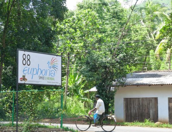 Euphoria Spice & Herbal Garden - Sri Lanka