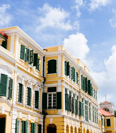 St. Croix is a beautiful Island with two main cities - Fredrickson and Christiansted.