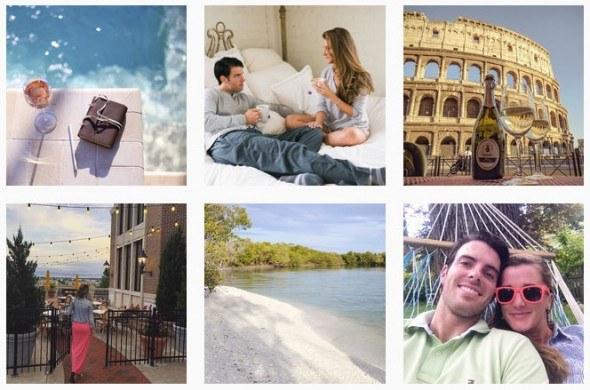 Nomadic Newlyweds on Instagram