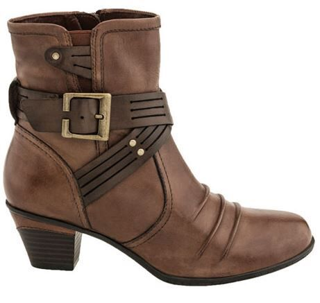 earth shoes booties