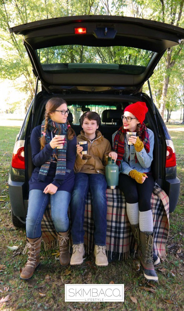 Tailgating this fall with Stanley products
