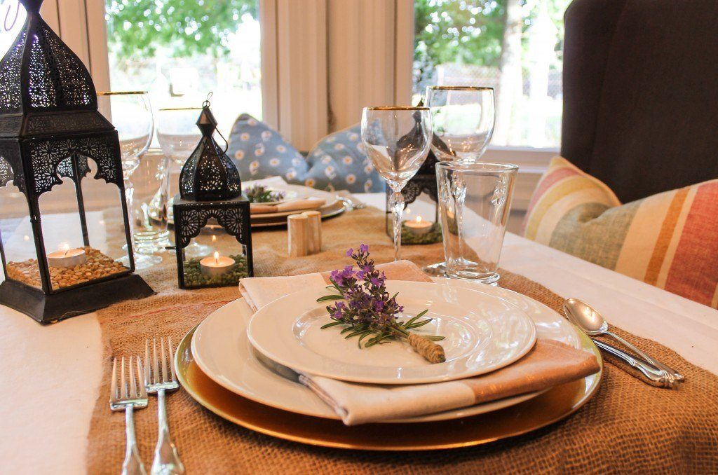 thanksgiving Table-Setting