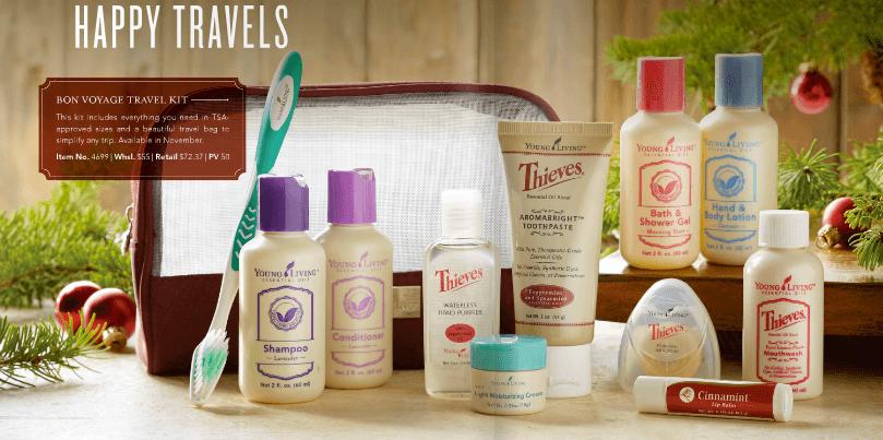 happy travels kit