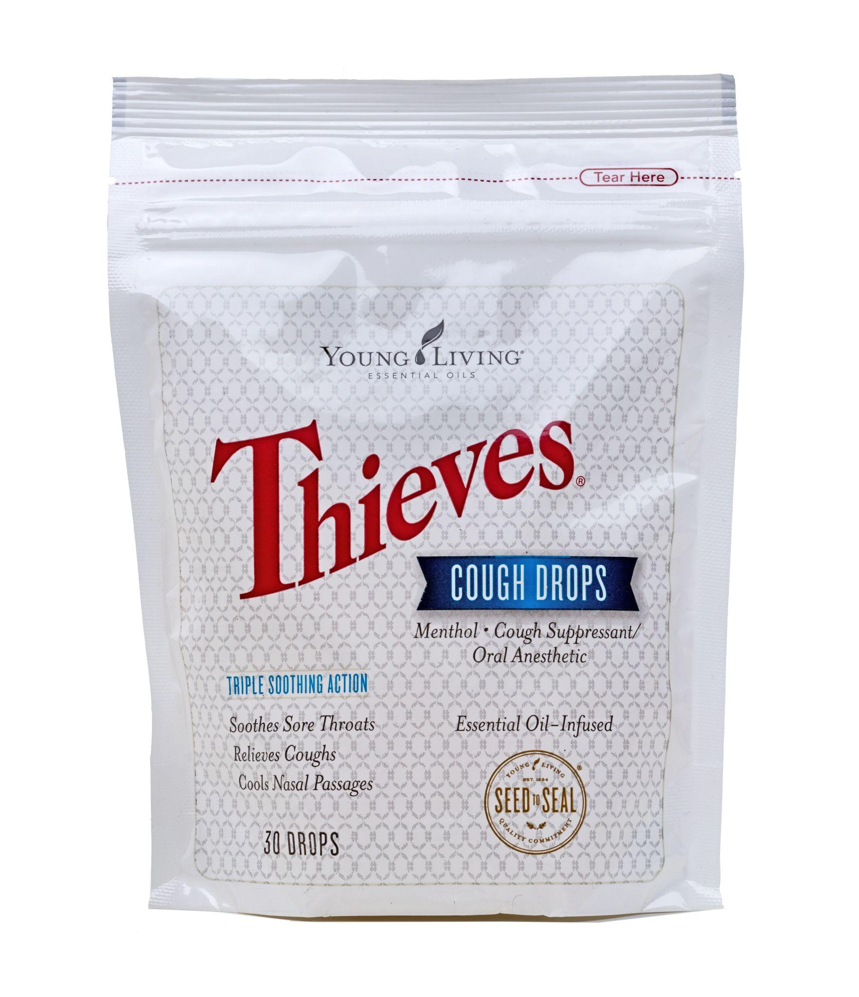 Thieves cough drop